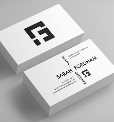 Full Color Regular Business Cards by ReachMiami