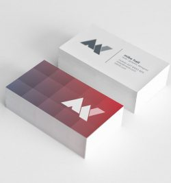 Thick Business Cards by ReachMiami